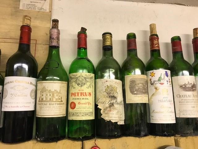 Bordeaux Raritäten